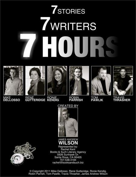 7 Hours by Ronie Kendig
