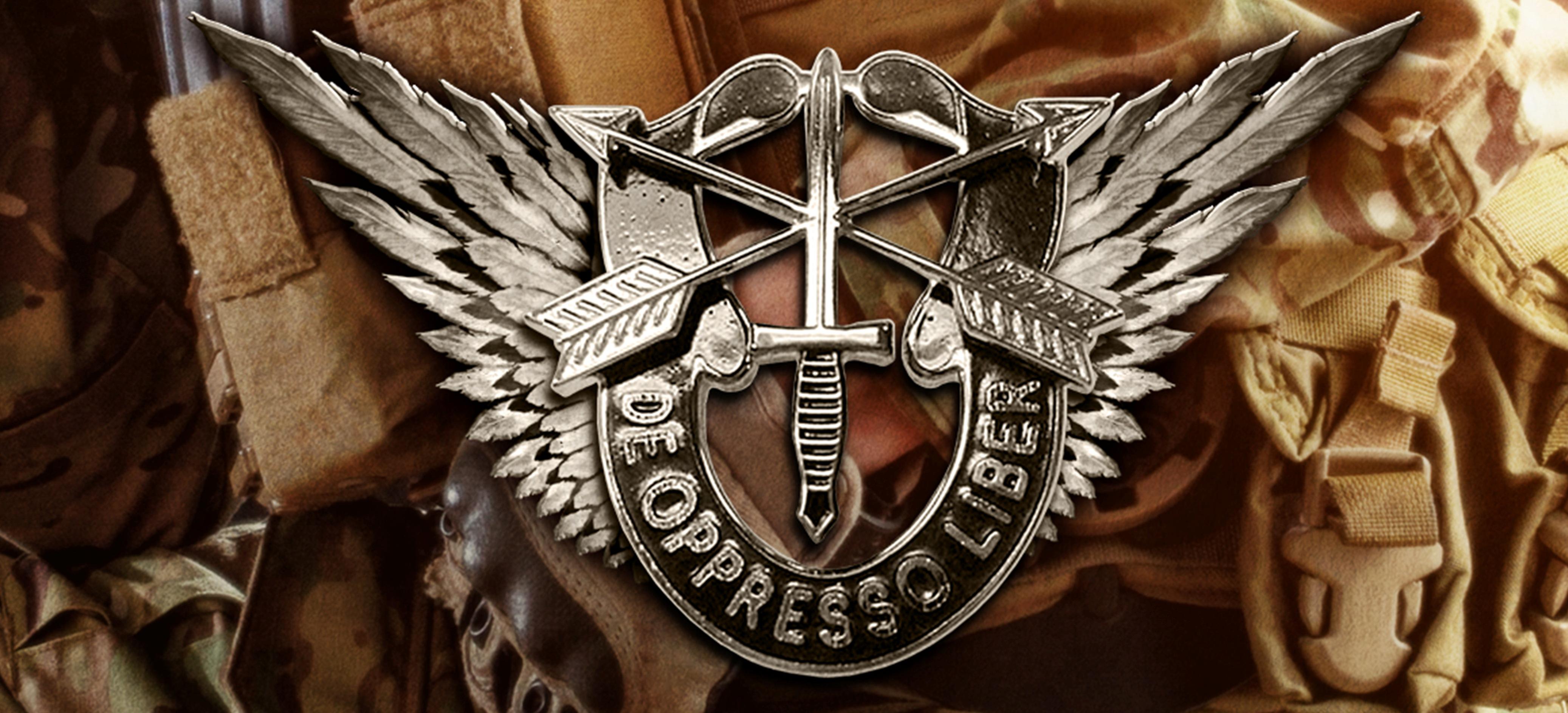 pics for gt de oppresso liber emblem