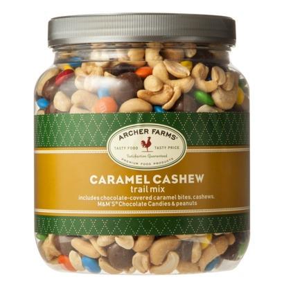 CaramelCashewtrailmix