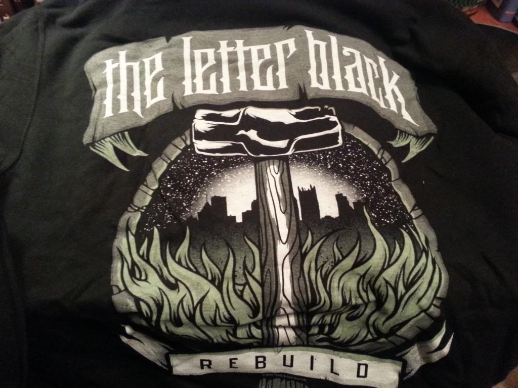 LetterBlack