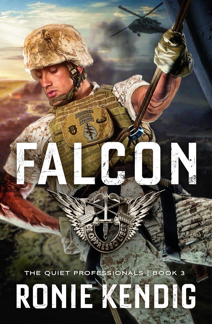 Falcon by Ronie Kendig