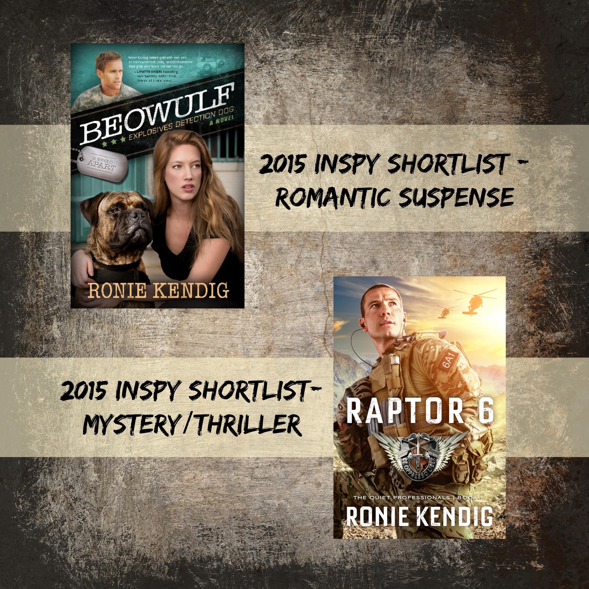 INSPY Shortlist – Beowulf & Raptor 6