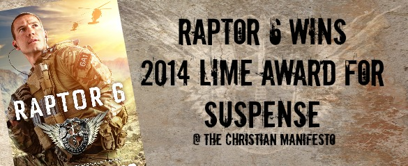 Raptor6LimeAward