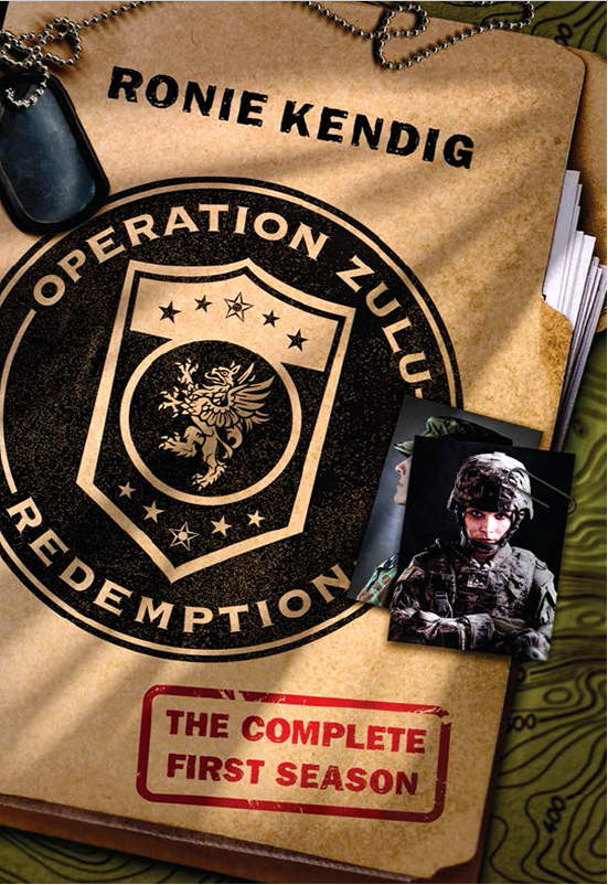 Ronie Kendig - Operation Zulu Redemption