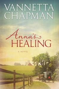 Anna's Healing - Vannetta Chapman