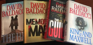 David Baldacci Faves
