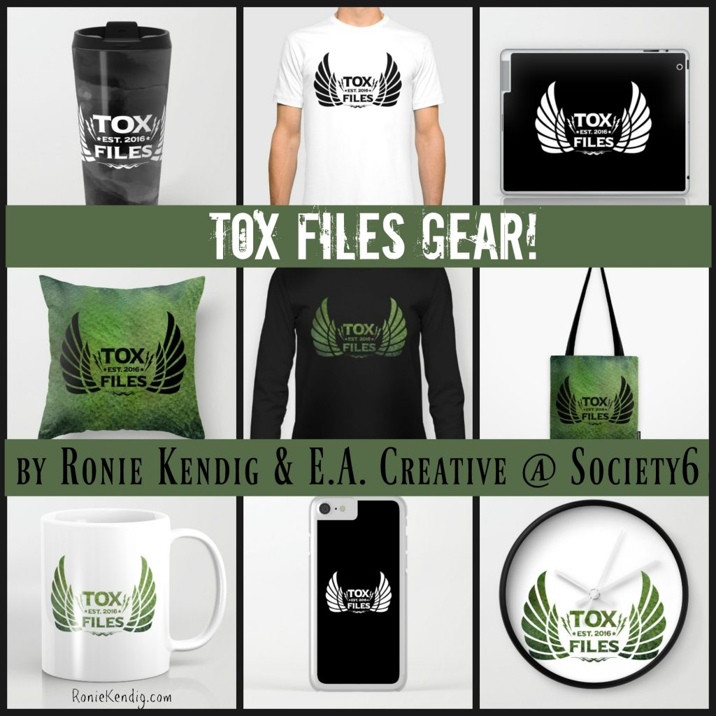 Tox Files Gear