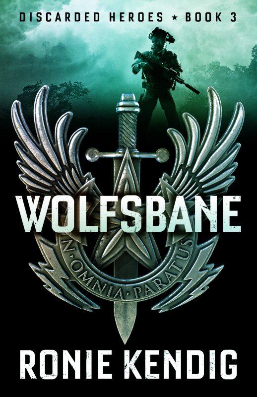 Wolfsbane by Ronie Kendig